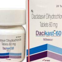 Dacikast-60 (Natco/Aprazer)