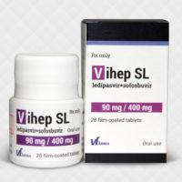 Vihep SL (Vargas Pharma) курс