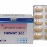 Capnat (Capecitabine) 500 мг Natko