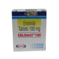 Erlonat 100 мг (Эрлотиниб)