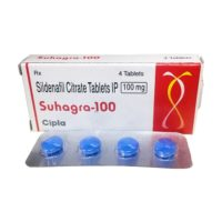 Suhagra 100 мг (Cipla)