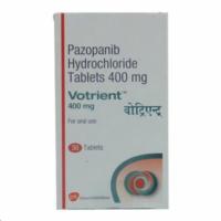 Votrient (Пазопаниб) 400 мг Glaxo