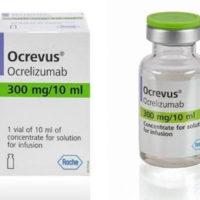 Ocrevus (Окрелизумаб) Roshe Diagnostics