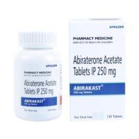 Препарат Abirakast (Natco/Aprazer) 250 мг
